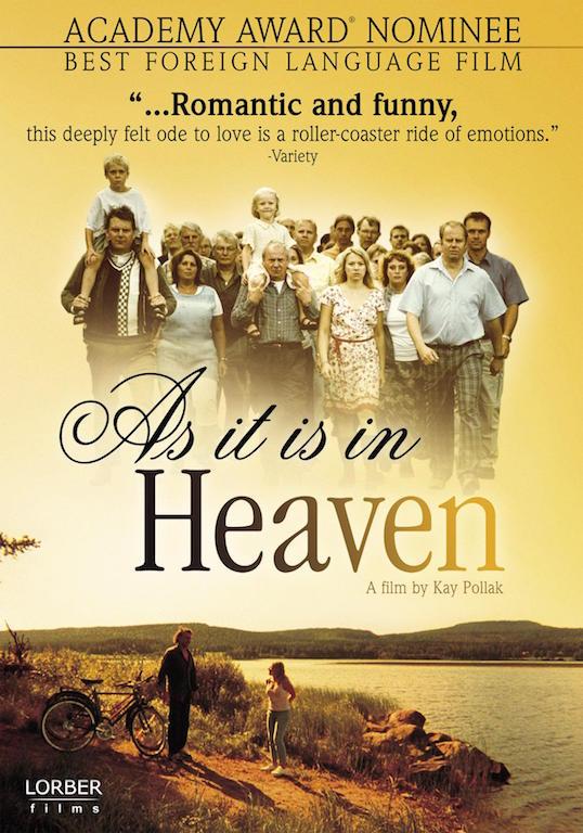 as it is in heaven - stembevrijding