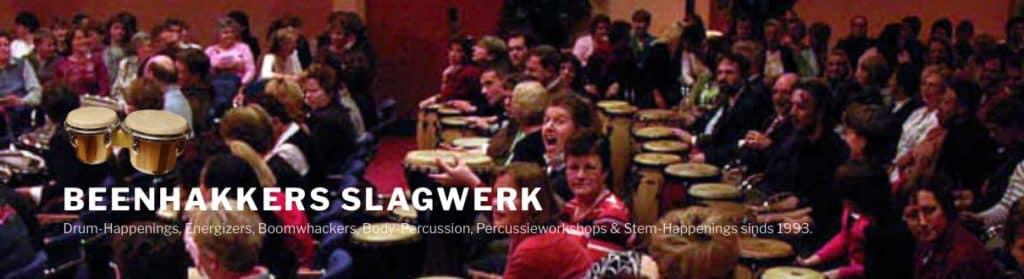 www.beenhakkers.nl drumcircles / drum-happenings